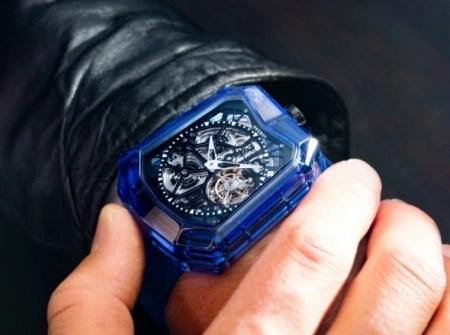 تصميم ساعة