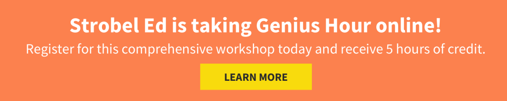 Genius Hour Online Course