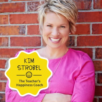 Kim Strobel Stay in the Know email Signup