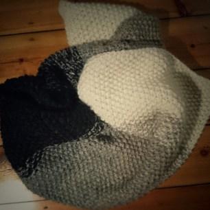 Schal mit Farbverlauf - Ombré-Schal