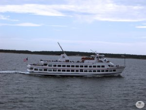 Fast Ferry Boat To Nantucket Islands