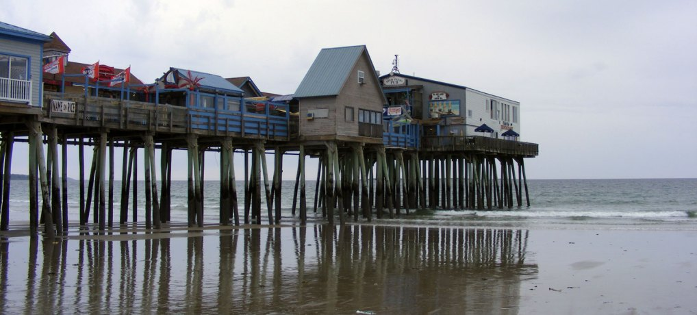 Old Orchard Beach Pier