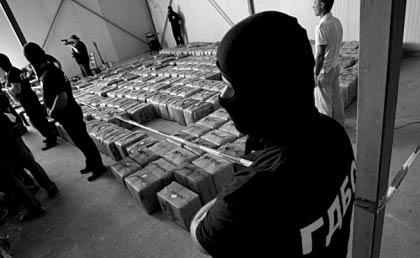 България и наркотрафикът