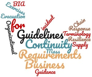Business Continuity is more than ISO 22301/22313