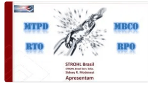 MTPD MBCO RTO e RPO. Você conhece estas siglas?