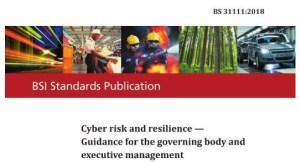 BS 31111:2018 - Guidance for the governing body and executive management