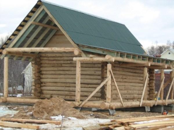 Дачные домики, строительство дачных домиков