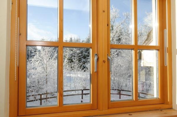 Как самостоятельно привести в порядок деревянные окна без ...