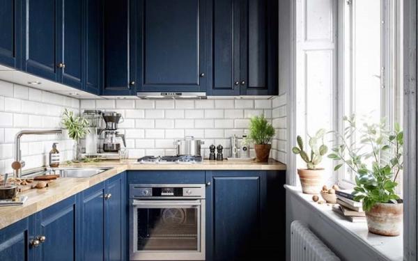 Кухонный фартук из плитки кабанчик: как выложить красиво ...