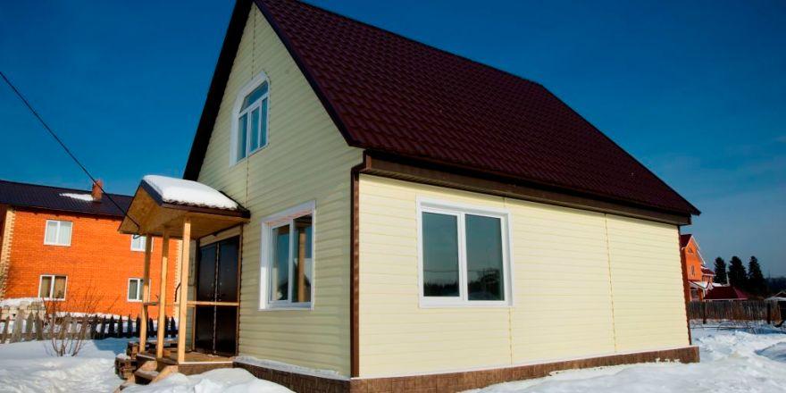 Строитель59 Строительство каркасных Домов Зимой
