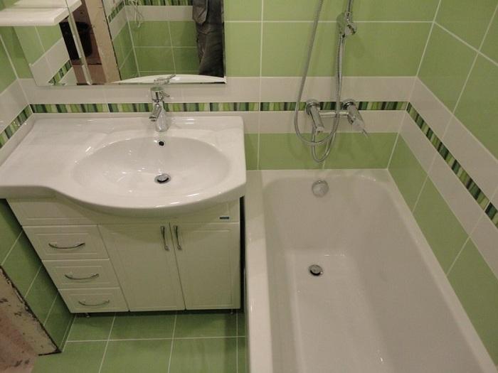 ремонт ванной комнаты 150 на 150