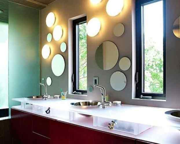 ремонт большой ванной комнаты