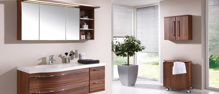 Дизайн и фото мебели в ванной комнате