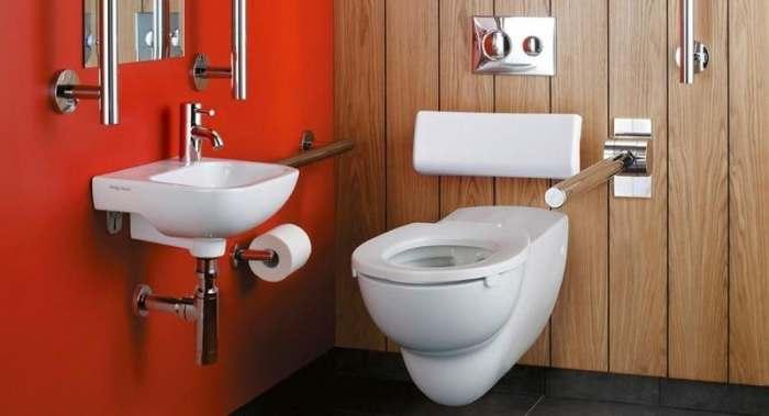 Примеры инсталляции в ванной комнате-10