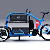 Cargo Trike試作5号機イメージ(T5)