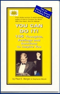 Book Cover Image: You Can Do It!