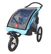 Allen Sports JTX-1 Trailer/Swivel Wheel Jogger
