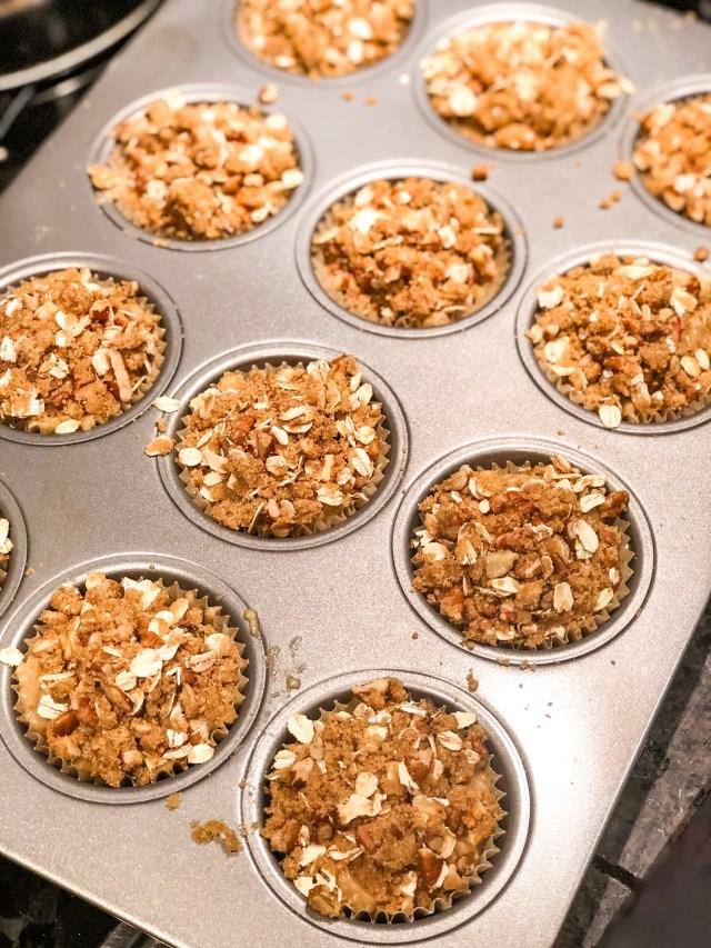 Nut Muffin