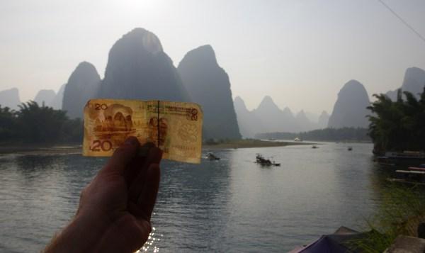 20-Yuan Note Yangshuo