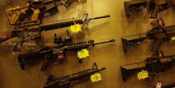 Hongkong Waffen