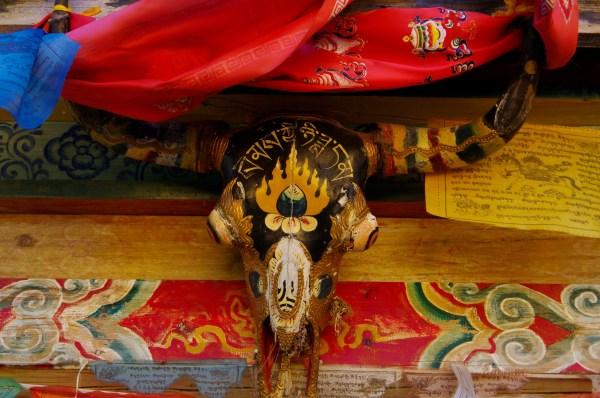 Kloster und Stupas 3