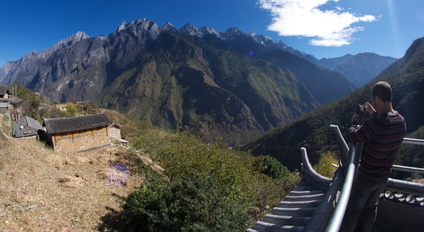 Tiger Leaping Gorge Fotopause