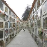 Cementerio General, La Paz