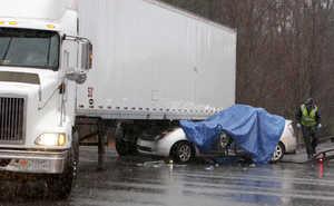 Dave Lyle Boulevard Accident
