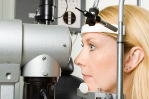 Diabetic Macular Edema causes vision problems
