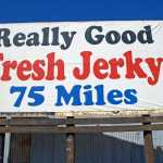 Beef Jerky Bandit:  What a Jerk!