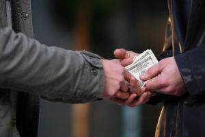 Kickbacks to government employees are illegal