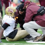 NCAA Settles College Concussion Injury Lawsuit