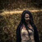Zombie Woman Arrested for DWI Twice in One Night