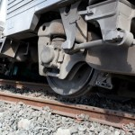 passenger train accident