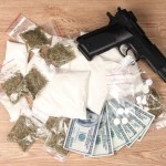 Lexington Officers Bust Three People on Gun and Drug Charges