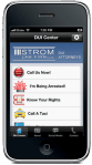 Strom Law DUI App Makes Lawyers Accessible