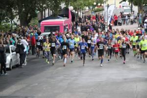 Start 8 km