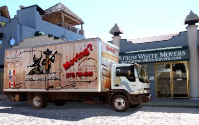 Strom White Movers - International Moving Company