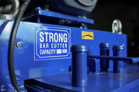 Bar cutting Strong