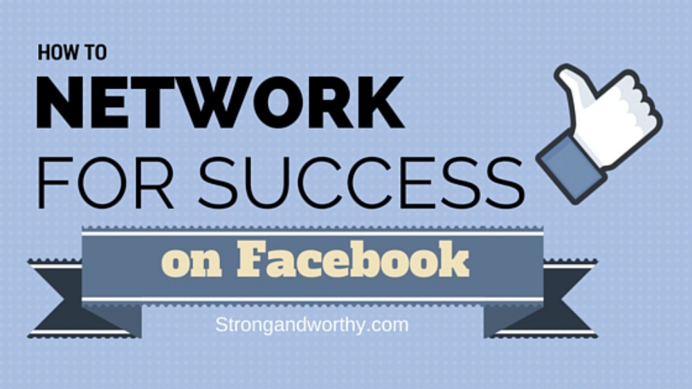 Network for Success on Facebook