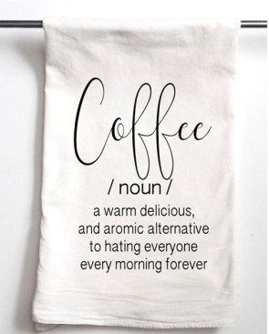 Coffee Towel