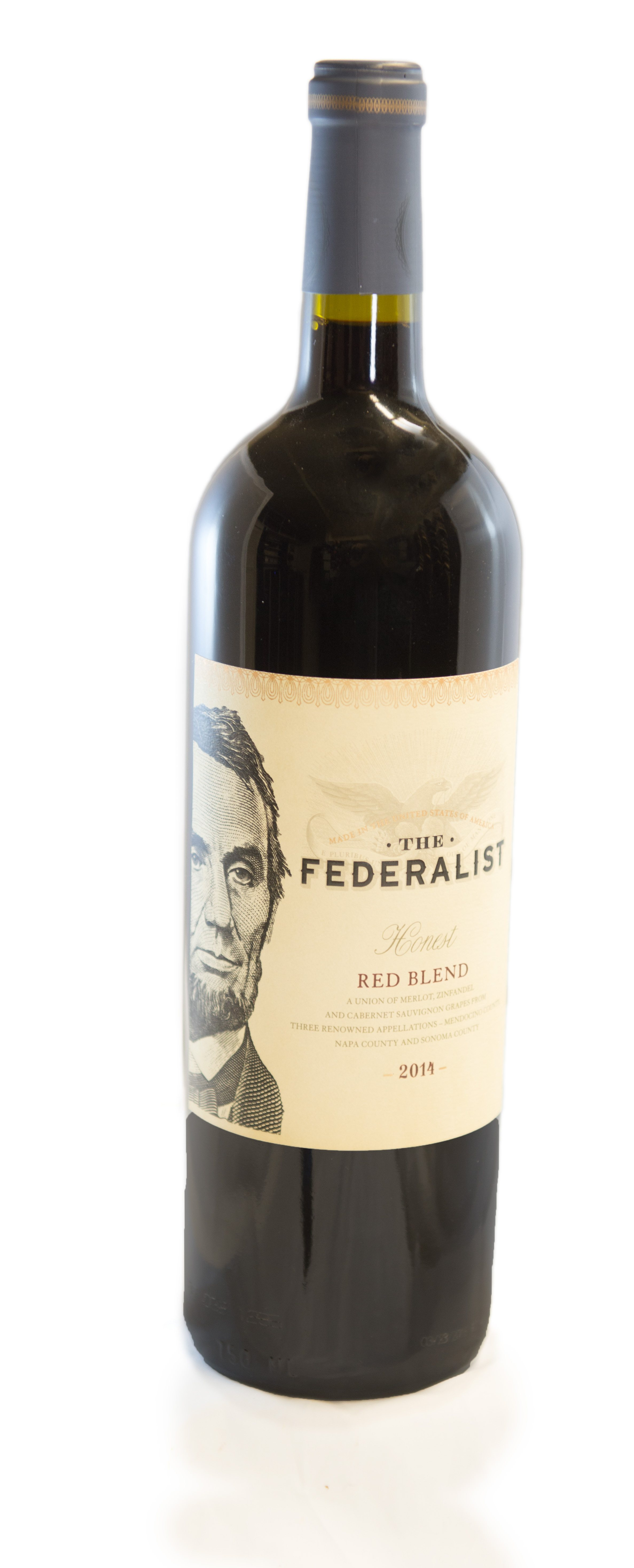 The Federalist Red Blend 2014