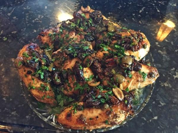 chicken marbella recipes