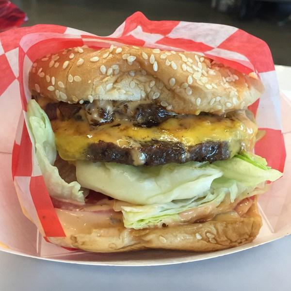 workshop animal burger
