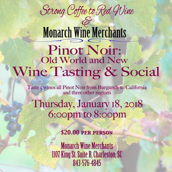 Monarch Wine Tasting