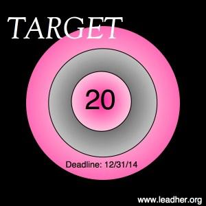 Target 20