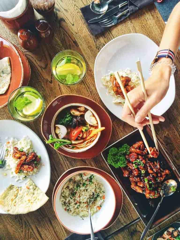 ארוחה טעימה ומזינה