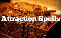 Powerful spells of attraction that work
