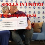 Lottery spells in United Kingdom