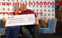 Lottery spells in United Kingdom